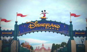 Viajes a Disneyland Paris con niños