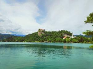 Visitar Bled con niños