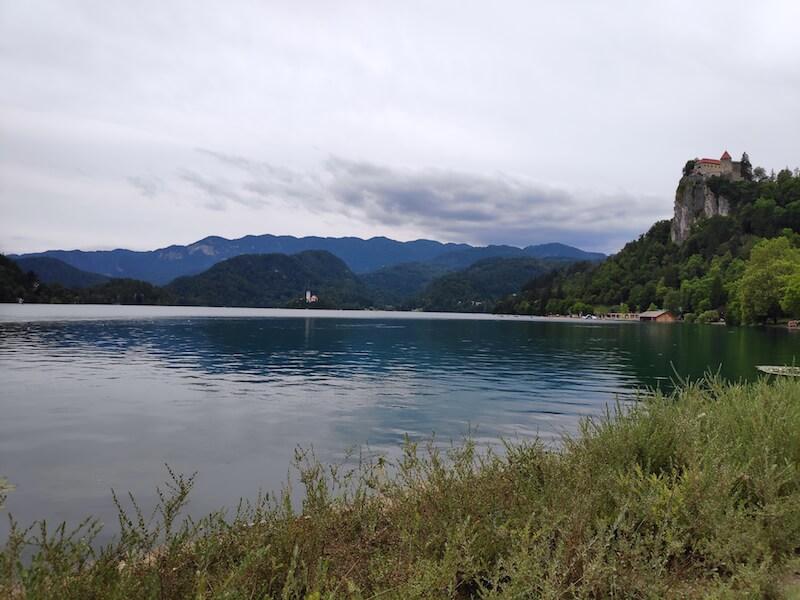 Viajar a Bled con niños