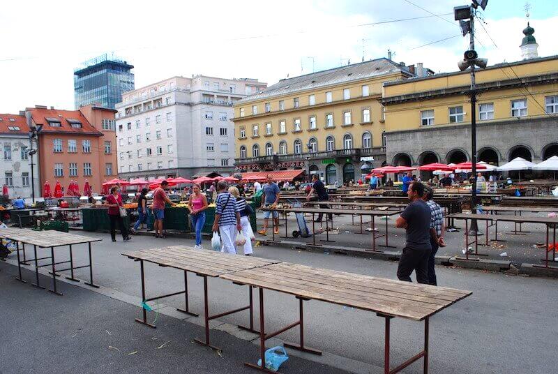 Mercado de Zagreb