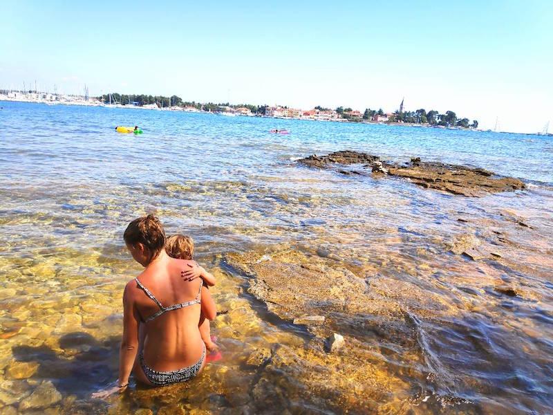 Playa Karpinjan Croatia