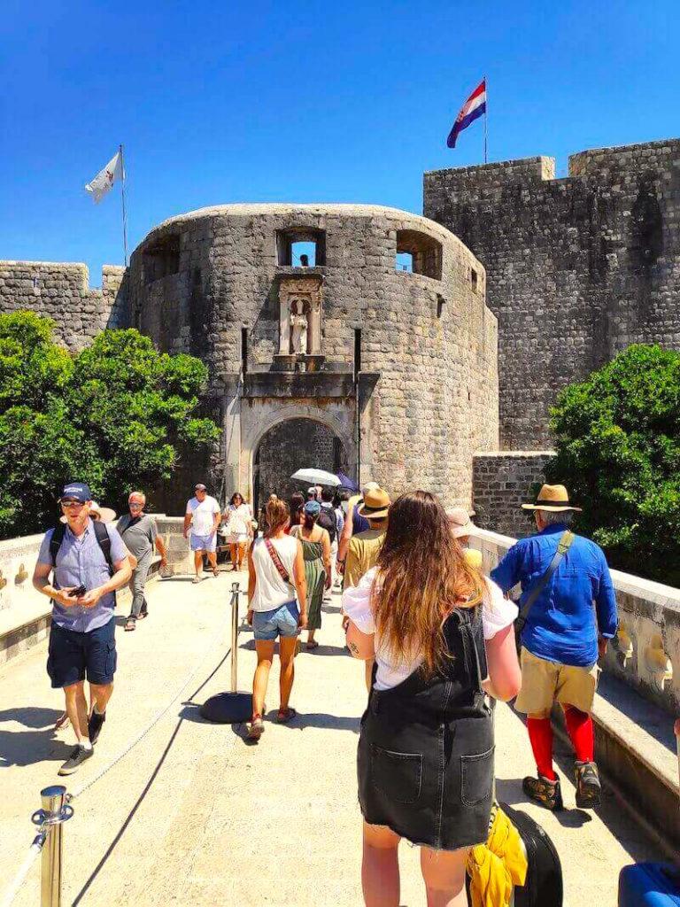 Murallas de Dubrovnik