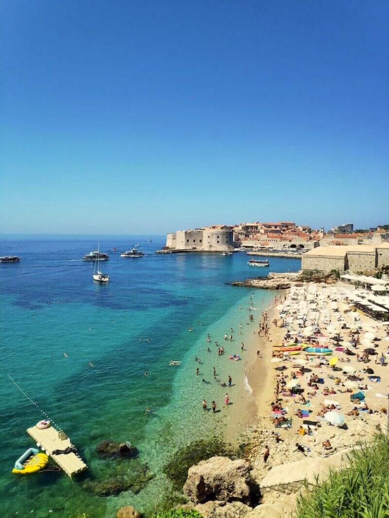Playa Dubrovnik