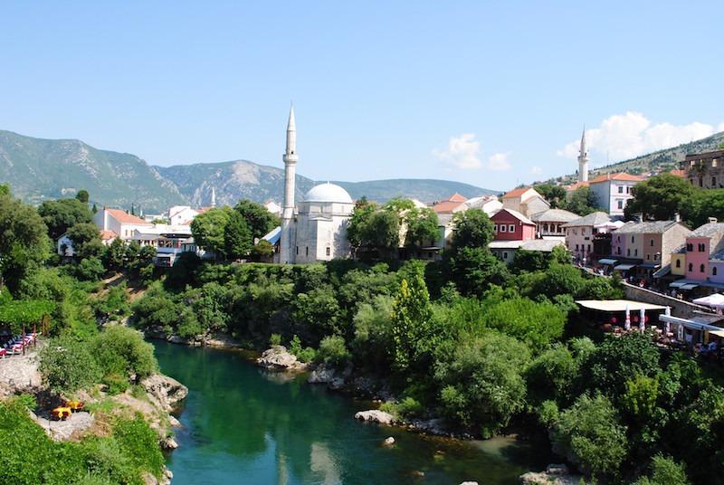 Visitar Mostar y su Mezquita
