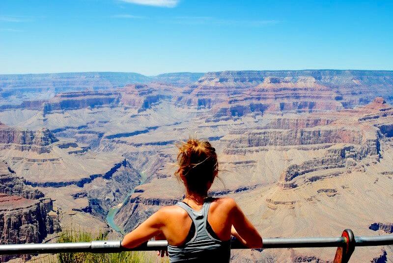 Gran Canyon en familia