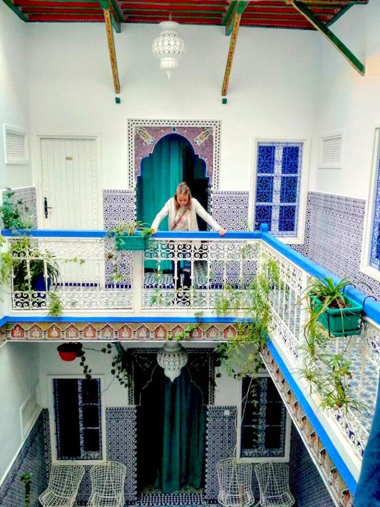 Riad Hotel Essaouira Marrakech