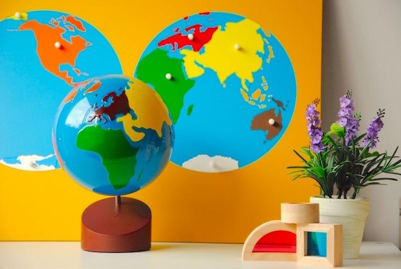 Montessori mundo
