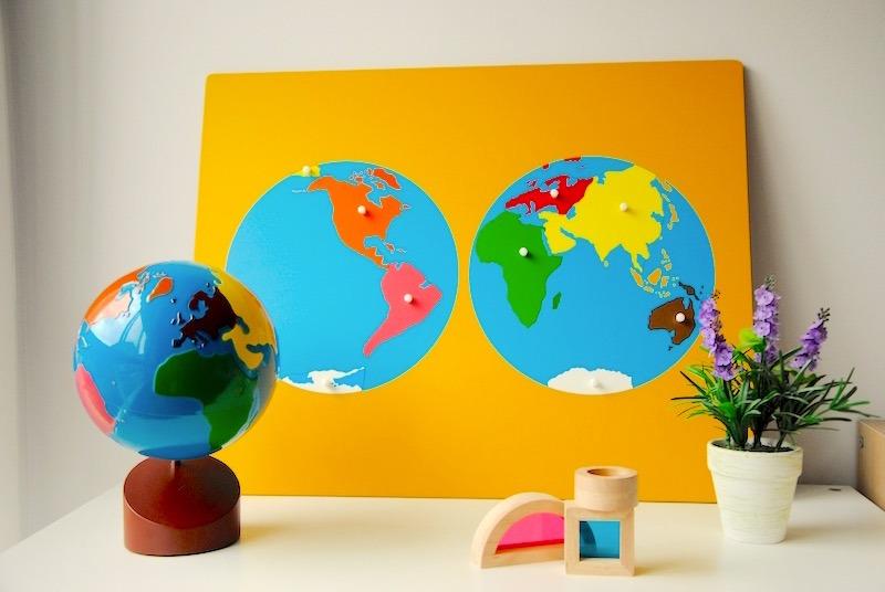 Viajar y aprender con montessori